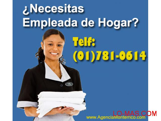 Agencia de empleadas domesticas en lima agencia de for Lista de empresas en lima