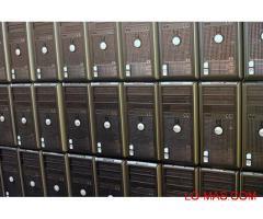 compro  monitores usados y cpus  en cantidades