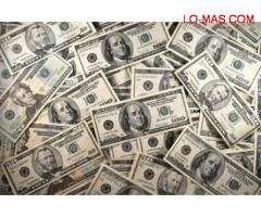 offerta de dinero urgente