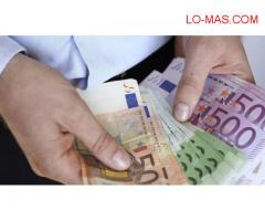 Oferta de empréstimo entre particular muito sério