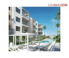 Apartamentos en venta en Punta Cana cerca de la playa