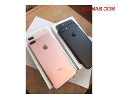 Apple iPhone 7 32GB - $400US , Apple iPhone 7 Plus 32GB - $430USD , Samsung galaxy S8 64GB - $450USD
