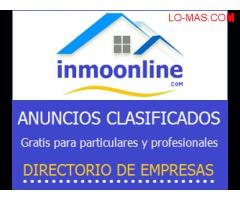 Publica gratis - Inmoonline.com - EL PORTAL MAS INMOBILIARIO