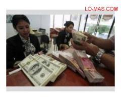 Asistencia Finanzier ein todos aquellos als Lo Sie