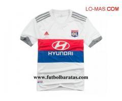 Camiseta Lyon 2017-2018 baratas