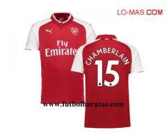 nueva Camiseta Arsenal 2018