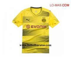 Camiseta Dortmund 2017-2018