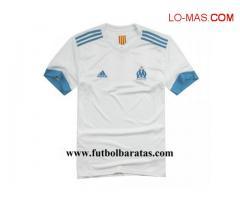 Camiseta Marsella 2017-2018