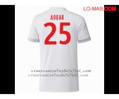 Camiseta Lyon 2017-2018