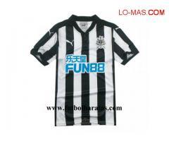 Camiseta Newcastle United 2017-2018