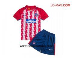 Camiseta Nino Atletico Madrid 2018