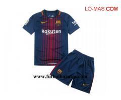 Camiseta Nino Barcelona 2018