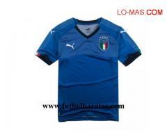 Camiseta Italia 2018 Primera Equipacion