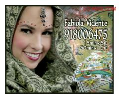 Fabiola Clarividente 20x10e