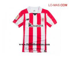 Camiseta Athletic Bilbao 2017,equipacion Athletic Bilbao 2018