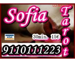 Sofia Videncia y Tarot a 30x15e