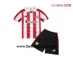 Camiseta Athletic Bilbao 2018,equipacion Athletic Bilbao 2018