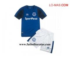 Camiseta Everton 2018,Camiseta Everton 2017-2018