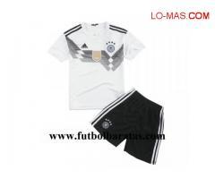 Camiseta Alemania 2018 Copa Mundial