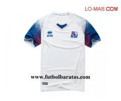 Tailandia camiseta Islandia 2018 Segunda Equipacion