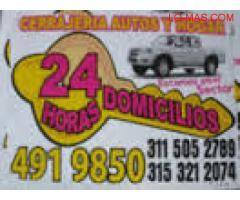 CERRAJERIA  Y CERRAJEROS BOGOTA   DOMICILIOS 24 HORAS 311-5052789