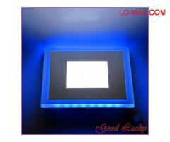 Panel Led blue and white 24 W