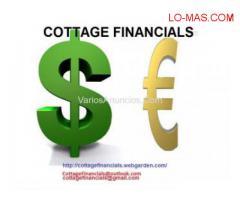 Las soluciones a todos sus problemas financieros