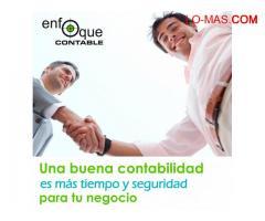 ¿PREOCUPADO POR TU CONTABILIDAD?-SERVICIO CONTABLE SERIO, PUNTUAL Y GARANTIZADO