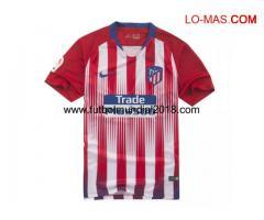 camiseta del atletico madrid 2018-2019 primera equipación
