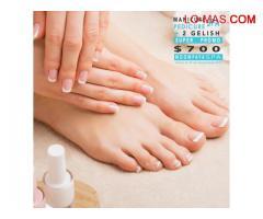 Manicure en Guadalajara | Super paquete para tus uñas