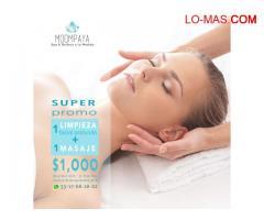 Masaje y Facial en Guadalajara | Promociones  Spa en Guadalajara