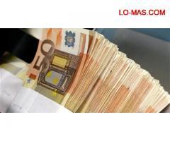 OFERTA DE PRÉSTAMO ENTRE PARTICULAR SERIO Y FIABLE