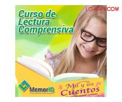 Memoriq / Curso de lectura comprensiva en Cartagena