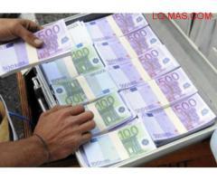 Préstamos de dinero entre particular