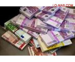 Oferta de préstamo entre particular  urgente